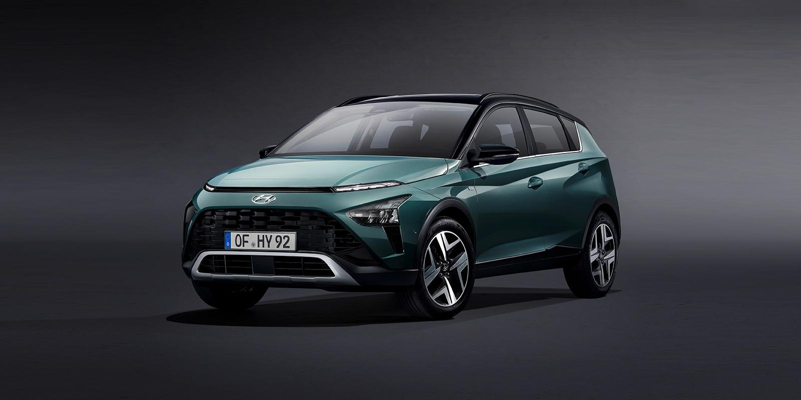 Der neue, kleine Hyundai SUV Bayon