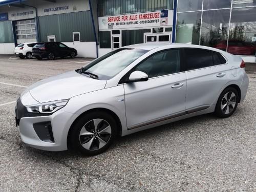 Hyundai IONIQ Elektro Level 4 BEV