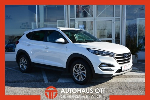 Hyundai Tucson  RUN 1,6 CRDi 2WD MT   Level